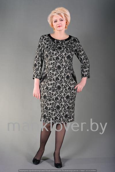"Платье ""Манкловер"" 635"