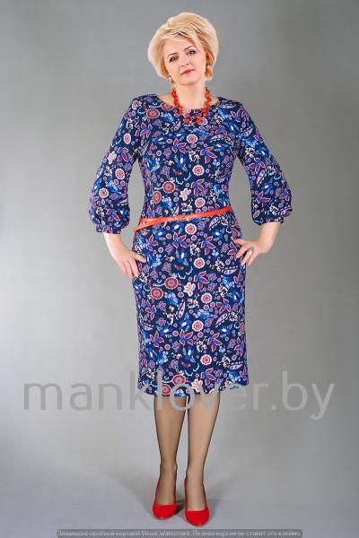"Платье ""Манкловер"" 639"