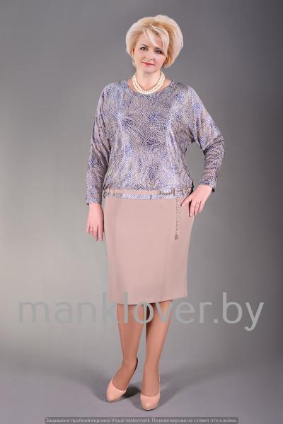 "Платье ""Манкловер"" 650"