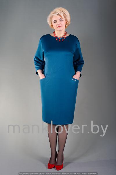 "Платье ""Манкловер"" 653"