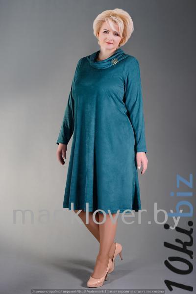 """Платье """"Манкловер"""" 656 купить в Лиде - Платья больших размеров"""