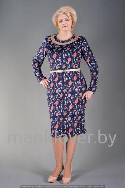"Платье ""Манкловер"" 660"