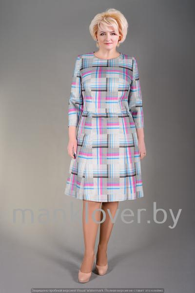 "Платье ""Манкловер"" 662"
