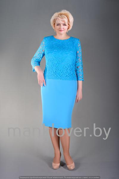 "Платье ""Манкловер"" 670"