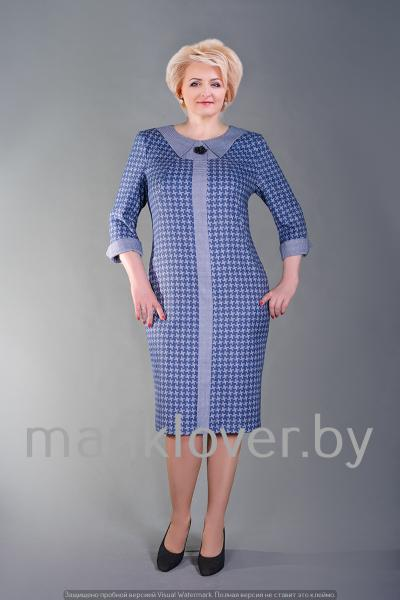 "Платье ""Манкловер"" 677"