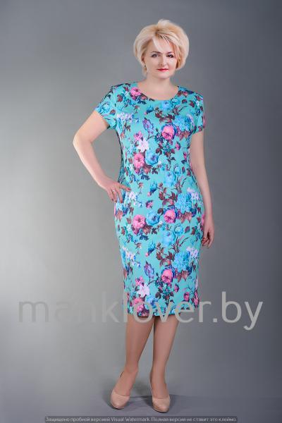 "Платье ""Манкловер"" 679"