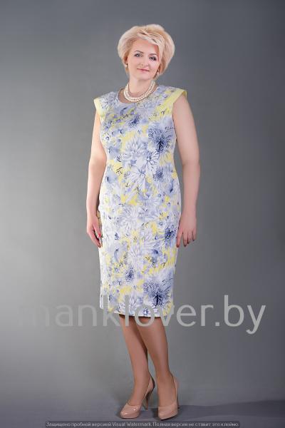 "Платье ""Манкловер"" 683"