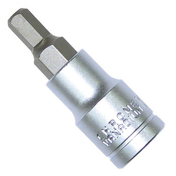 """Шестигранник в держателе 1/2"""", 62 мм, 12 INTERTOOL HT-1912"""