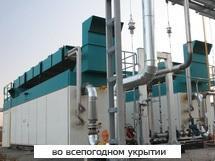 Фото Дожимные компрессорные станции топливного газа ДКУ Enerproject