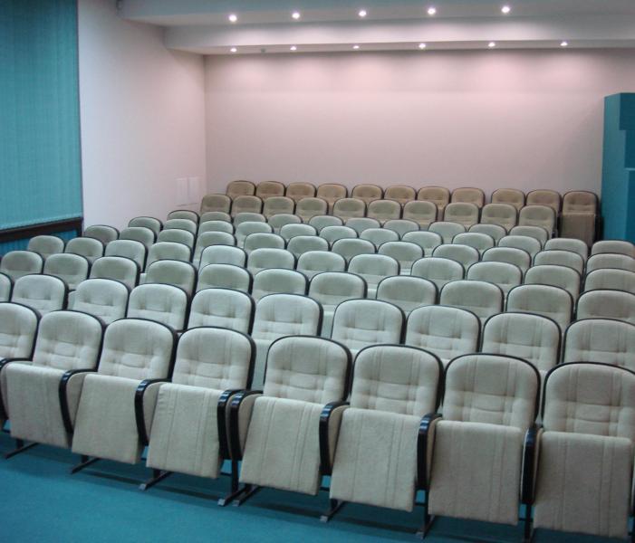 Кресло М3-1  театральное в зрительный зал, актовый зал, кинозал полумягкие под заказ от белорусского производителя. Цена