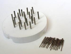 Триггер К-80 сотовый керамический + 20 металлических штифтов
