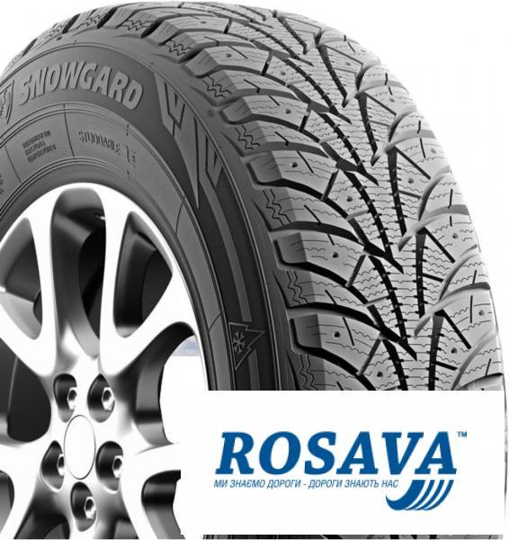 Фото Шины для легковых авто, Зимние шины, R13 Шина 175/70R13 SNOWGARD