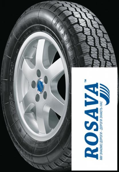 Фото Шины для легковых авто, Всесезонные шины, R13 Шина 165/70R13  БЦ-19