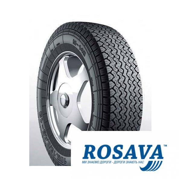 Фото Шины для легковых авто, Всесезонные шины, R13 Шина 6,45-13  БЦС-1