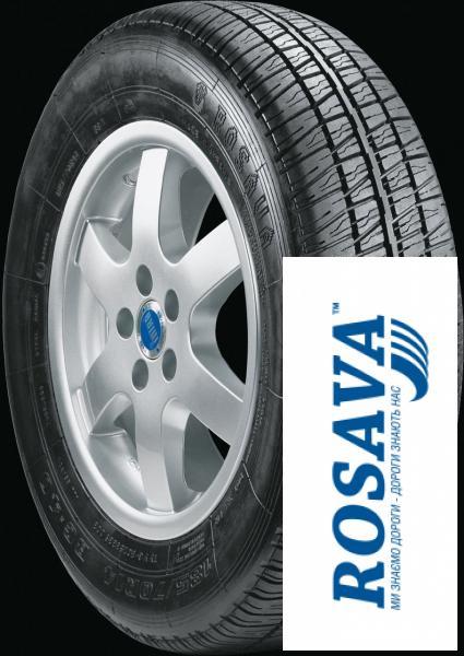Фото Шины для легковых авто, Всесезонные шины, R14 Шина 185/70 R14  ВС-40