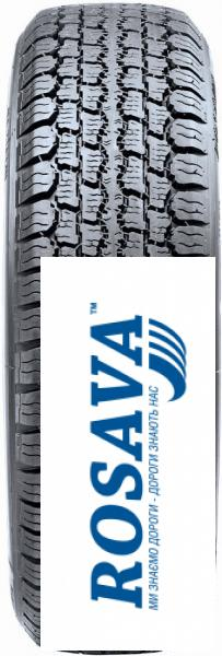 Фото Шины для легковых авто, Всесезонные шины, R14 Шина 205/70 R14  БЦ-1