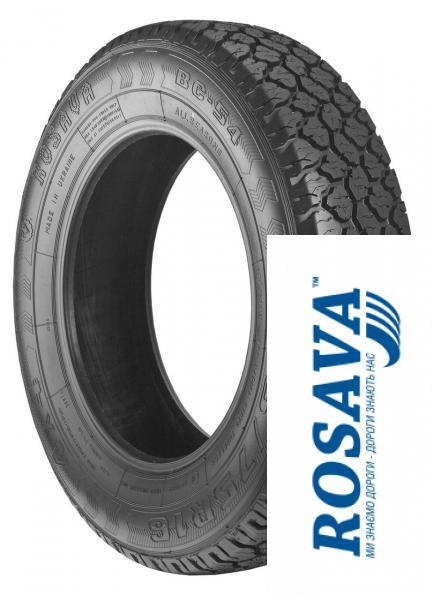 Фото Шины для легковых авто, Всесезонные шины, R15 Шина 205/70 R15  ВС-54