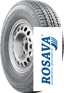 Фото Шины для микроавтобусов и легкогрузовых авто, Летние легкогрузовые шины Шина 195/75R16C ВС-44