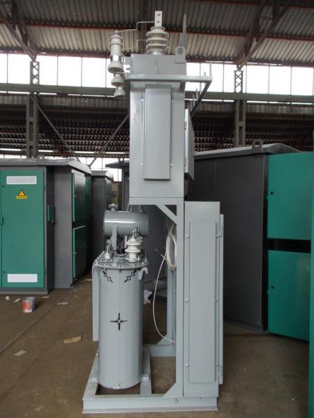 Підстанції трансформаторні комплектні КТПМ 25-250/10(6)/0,4 кВА. (щоглові)