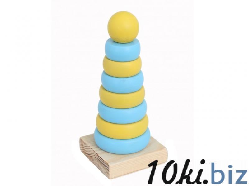 Пирамида деревянная круглая Патриот Руди Д006ау Пирамидки в Украине