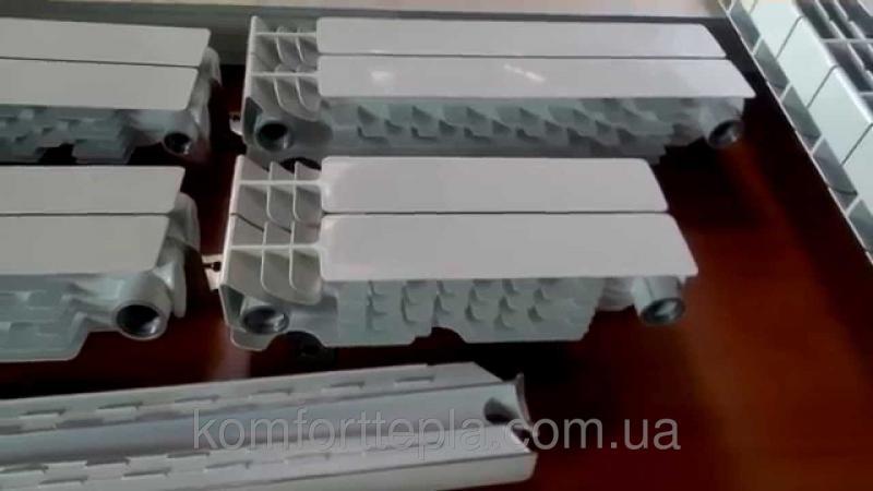 Алюминиевые радиаторы NOVA FLORIDA Extra Therm S5  350/100