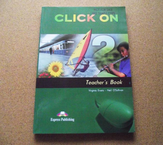 CLICK ON 2  Teacher's / Student's Book     Задания с ответами по английскому языку