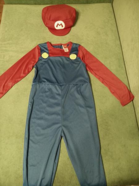 Карнавальный костюм Марио