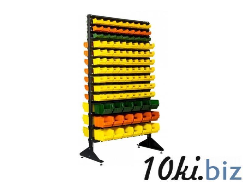 стеллаж для метизов с ящиками http://plastbox.com.ua