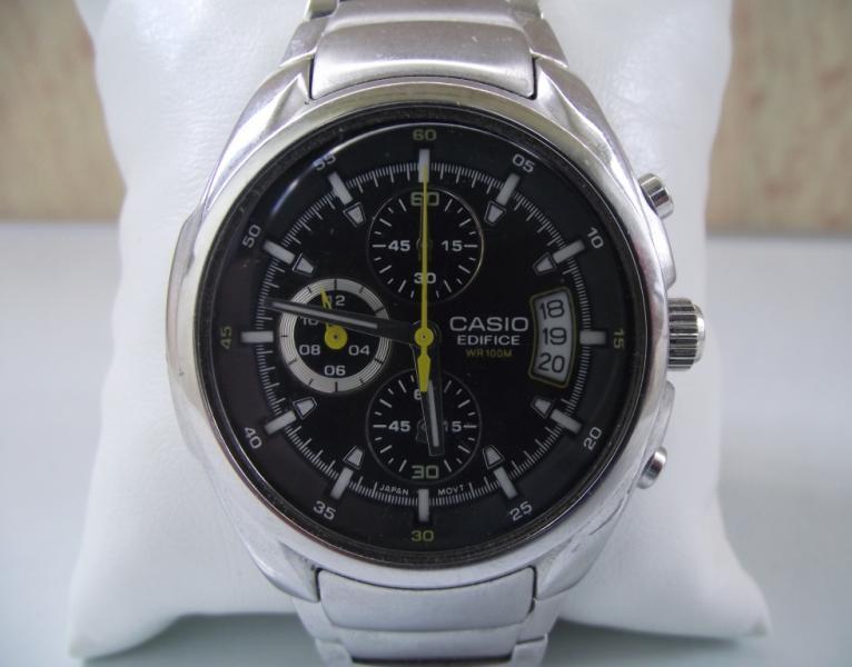 Часы  CASIO   EF-512D