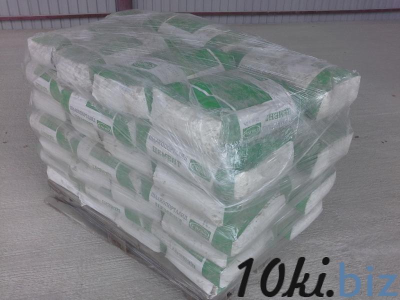 Портланд цемент ПЦ-400 Цемент в России