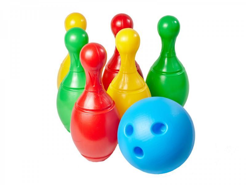 Игрушка «Набор для игры в боулинг ТехноК» Технок 2780