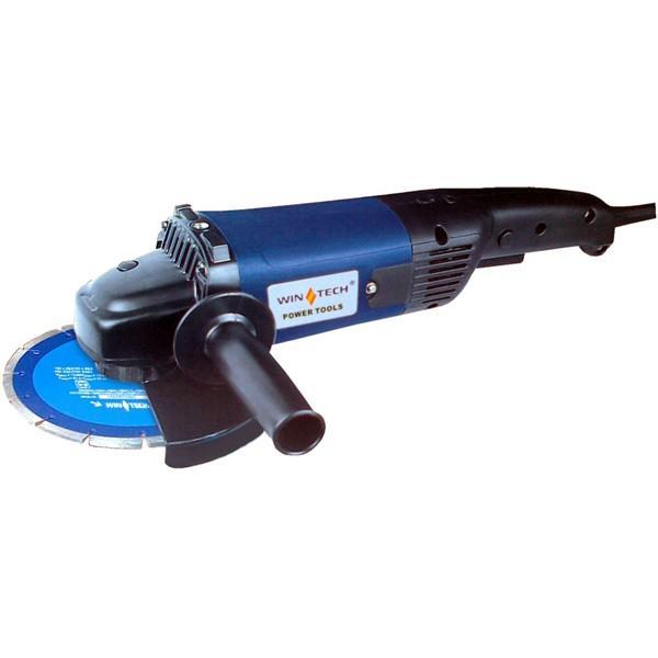 Углошлифовальная машина Wintech WAG-180F/1600