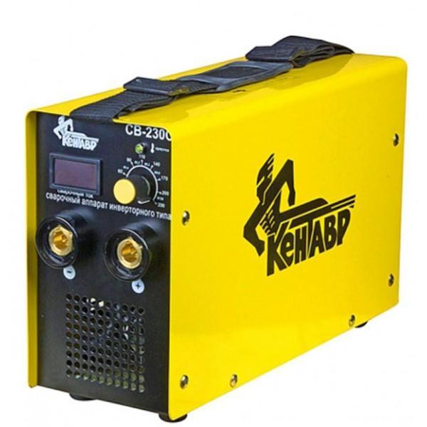 Сварочный аппарат инверторного типа Кентавр СВ-230С