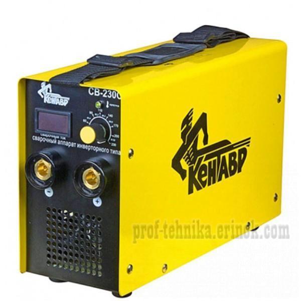 Фото Сварочное Оборудование , Сварочные аппараты инверторного типа Сварочный аппарат инверторного типа Кентавр СВ-230С