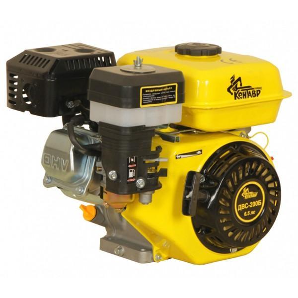 Двигатель бензиновый Кентавр ДВС-200Б