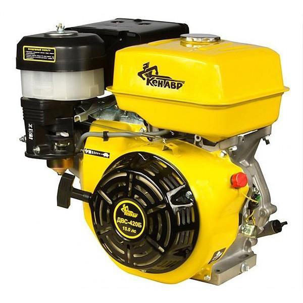 Двигатель бензиновый Кентавр ДВС-420Б