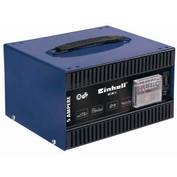 Зарядное устройство Einhell BT-BC 5