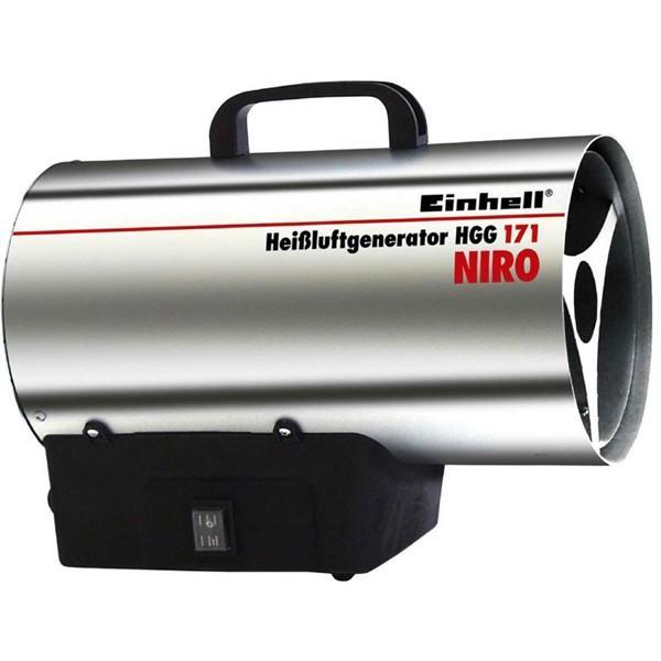Тепловая пушка газовая Einhell HGG 171 Niro
