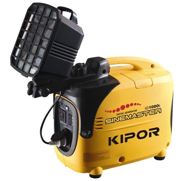 Инверторный бензиновый генератор Kipor IG1000S