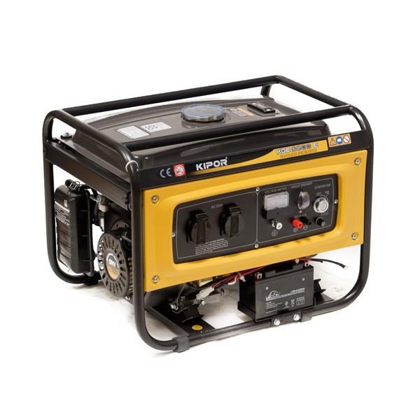 Генератор бензиновый KIPOR KGE 2500E