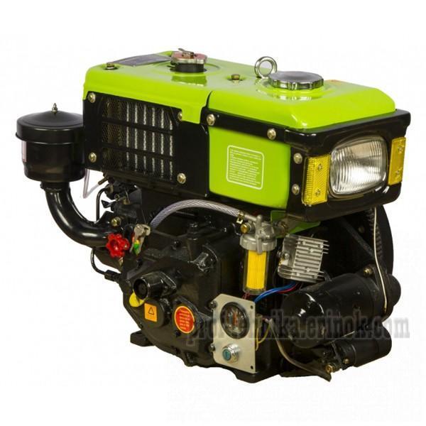 Фото Двигатели, Двигатели дизельные  Двигатель дизельный  с водяным охлаждением Кентавр 180-NDL