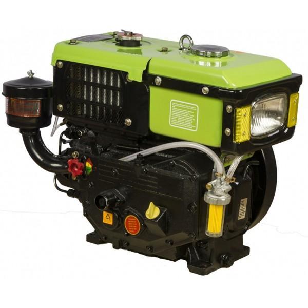 Двигатель дизельный  с водяным охлождением Кентавр 180-NL