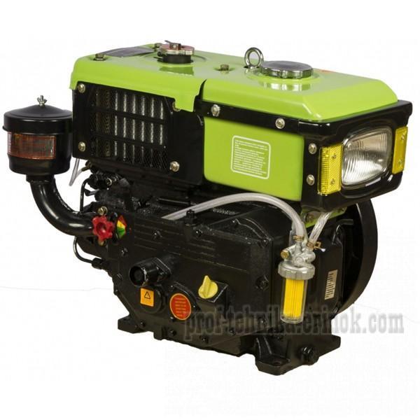 Фото Двигатели, Двигатели дизельные  Двигатель дизельный  с водяным охлаждением Кентавр 180-NL