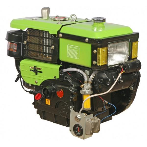 Двигатель дизельный  с водяным охлождением Кентавр 190-NDL
