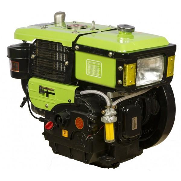 Двигатель дизельный  с водяным охлождением Кентавр 190-NL