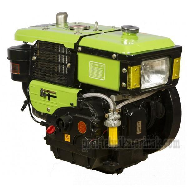 Фото Двигатели, Двигатели дизельные  Двигатель дизельный  с водяным охлаждением Кентавр 190-NL