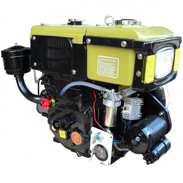 Двигатель дизельный  с водяным охлаждением Кентавр ДД 180ВЭ