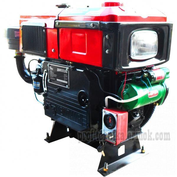 Фото Двигатели, Двигатели дизельные  Двигатель дизельный  с водяным охлаждением Кентавр ДД 1100ВЭ