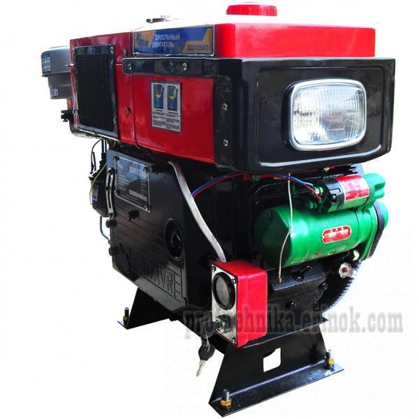 Фото Двигатели, Двигатели дизельные  Двигатель дизельный  с водяным охлаждением Кентавр ДД 1105ВЭ