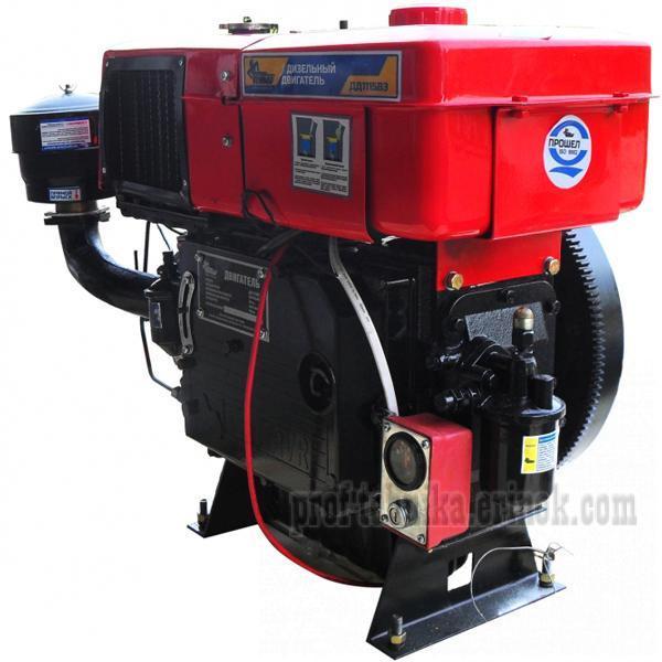 Фото Двигатели, Двигатели дизельные  Двигатель дизельный  с водяным охлаждением Кентавр ДД 1115-ВЭ